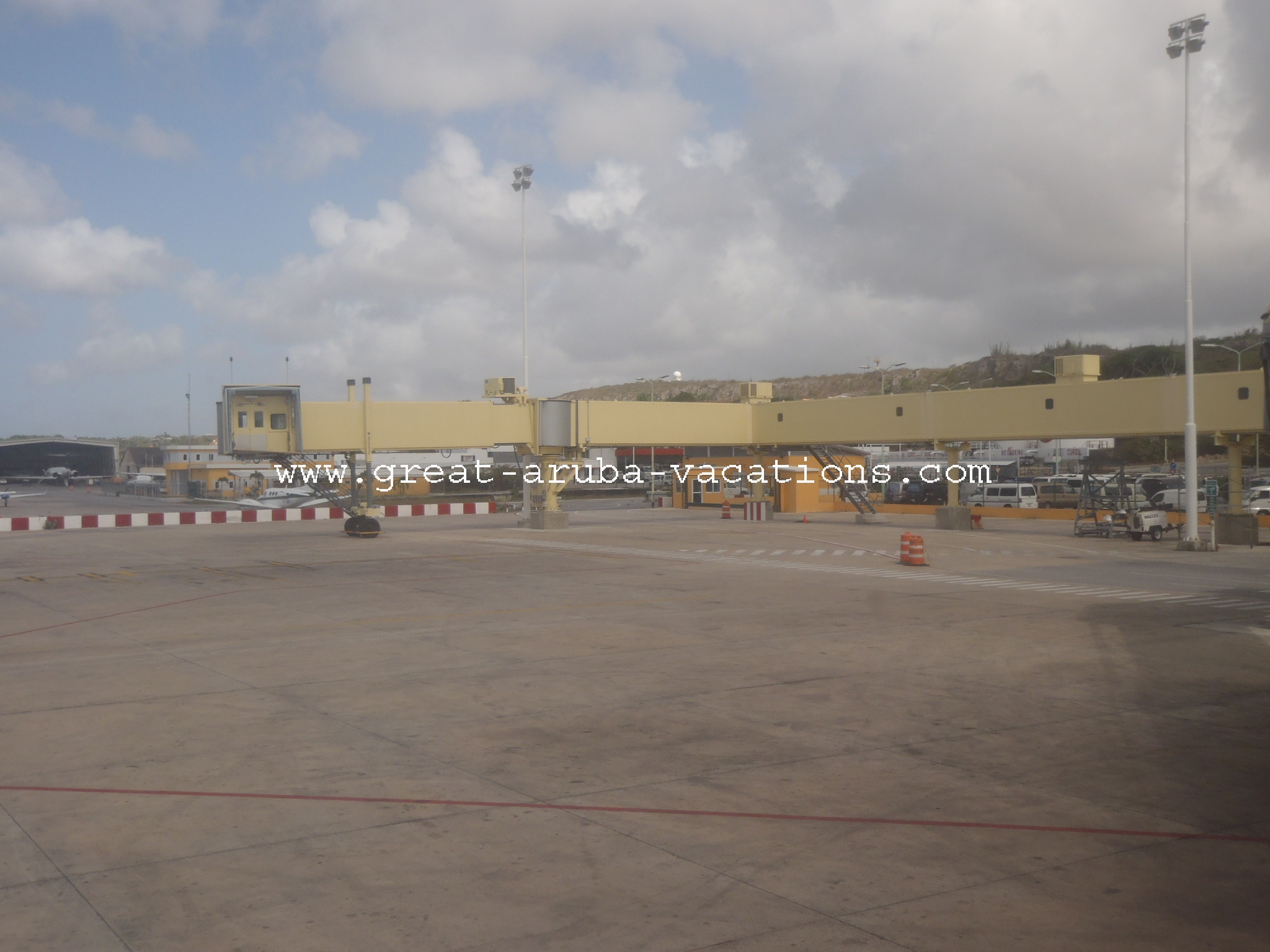 Curacao Airport Terminal Hato International Airport